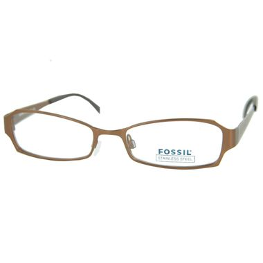 Fossil Brille Sonora kupfer OF1097221