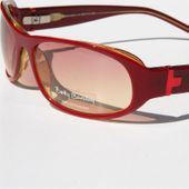 B. Barclay Sonnenbrille 65S1 C1 red honey