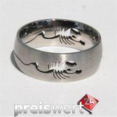 Trias Edelstahl Ring R172 Gr.60