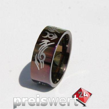 Trias Edelstahl Ring R138 Gr.64