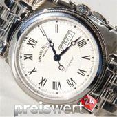 Armand Nicolet Uhr Armbanduhr Automatik ARC Royal 9436B-AG-M9430