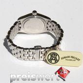 Armand Nicolet Herren Uhr Armbanduhr Automatik Hunter 9041B-AG-M9040