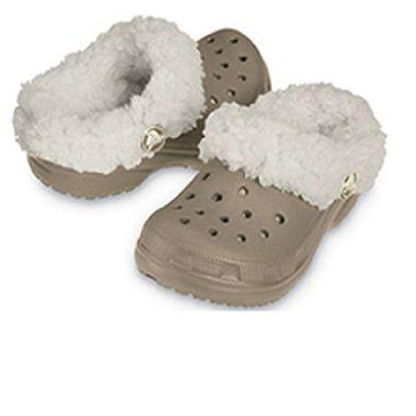 Crocs Schuhe Kinder Kids Mammoth khaki