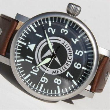 Aristo Uhr Messerschmitt ME 55XL / 55XL