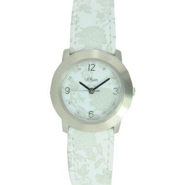 s.oliver Damen Uhr SO-2177-LQ