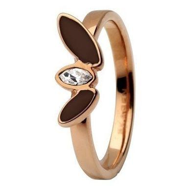 Skagen Damen Ring Kupfer JRSR029, Ringgröße:49 (15.7) SS5 M36