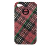 Hip Hop Cover Handyhülle Iphone 5 Tartan HCV0078 aberdeen red