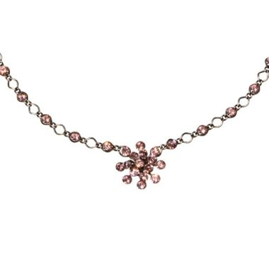 Konplott Halskette Collier Magic Fireball pink Vintage Rosa