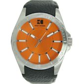 Hugo Boss Orange Herren Uhr Leder 1512870