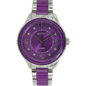 Esprit Damen Uhr Marin Lucent Purple ES106192006