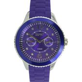 Esprit Damen Uhr Marin 68 Speed Purple ES105332006