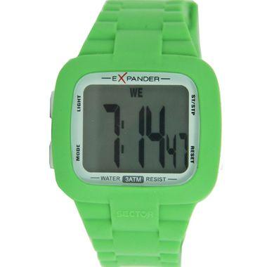 Sector Unisex Uhr Armbanduhr Expander Street - R3251572015