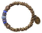 Konplott Armband elasisch Aladdin blau