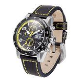 Ingersoll Herren Uhr Armbanduhr Automatik Bison N0.32 IN1407BKYL
