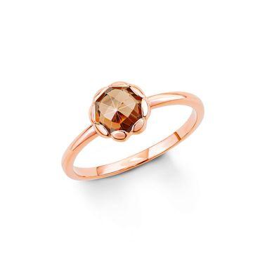 s.Oliver Jewel Damen Ring Silber Zirkonia Roségold SO1294