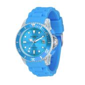 Candy Time by Madison N.Y. Uhr Unisex U4399-06-1 hellblau