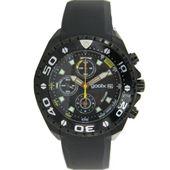 gooix Herren Uhr Armbanduhr Chrono Kautschuk Analog GX01102200