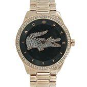 Lacoste Damen Uhr Armbanduhr Victoria Edelstahl 2000871 rosé gold