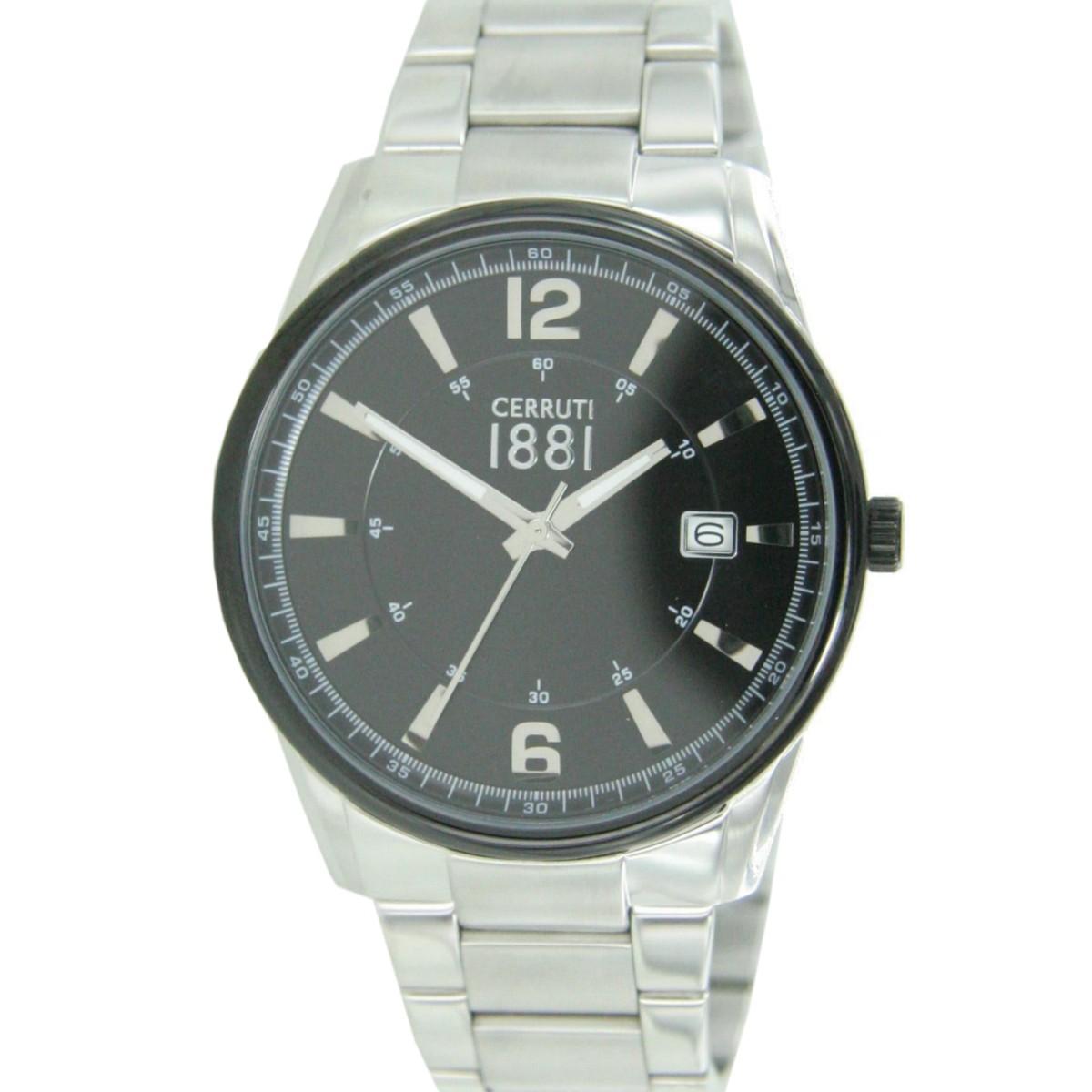 cerruti 1881 herren uhr armbanduhr edelstahl cra103stb02ms. Black Bedroom Furniture Sets. Home Design Ideas