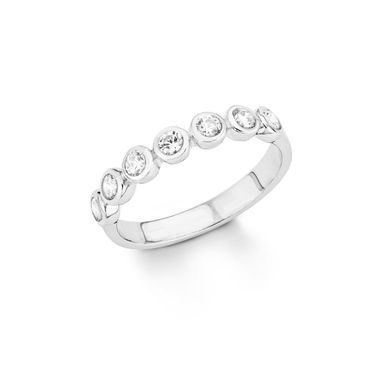 s.Oliver Jewel Damen Ring Silber Zirkonia SO1410