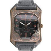 Police Herren Uhr Armbanduhr Leder Analog PL.14252JSQR/02