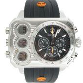 Timberland Herren Uhr Armbanduhr Silikon Analog Digital TBL.13673JS/02S