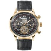 Ingersoll Herren Uhr Armbanduhr Automatik Quebec IN2002GBK
