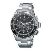 Esprit Herren Uhr Armbanduhr Varic Edelstahl Chrono ES103621007