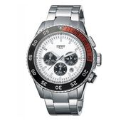 Esprit Herren Uhr Armbanduhr Varic Edelstahl Chrono ES103621008