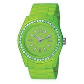 EDC by Esprit Uhr Armbanduhr Damen Discoglam Waterfall green EE900172006