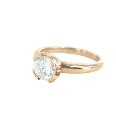 Esprit Collection Damen Ring Silber Rosé Zirkonia Solaris Gr.18 ELRG92338C180