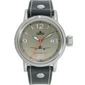 Aristo Herren Messerschmitt Uhr Fliegeruhr ME 262 Automatik 3H262-ALU Leder