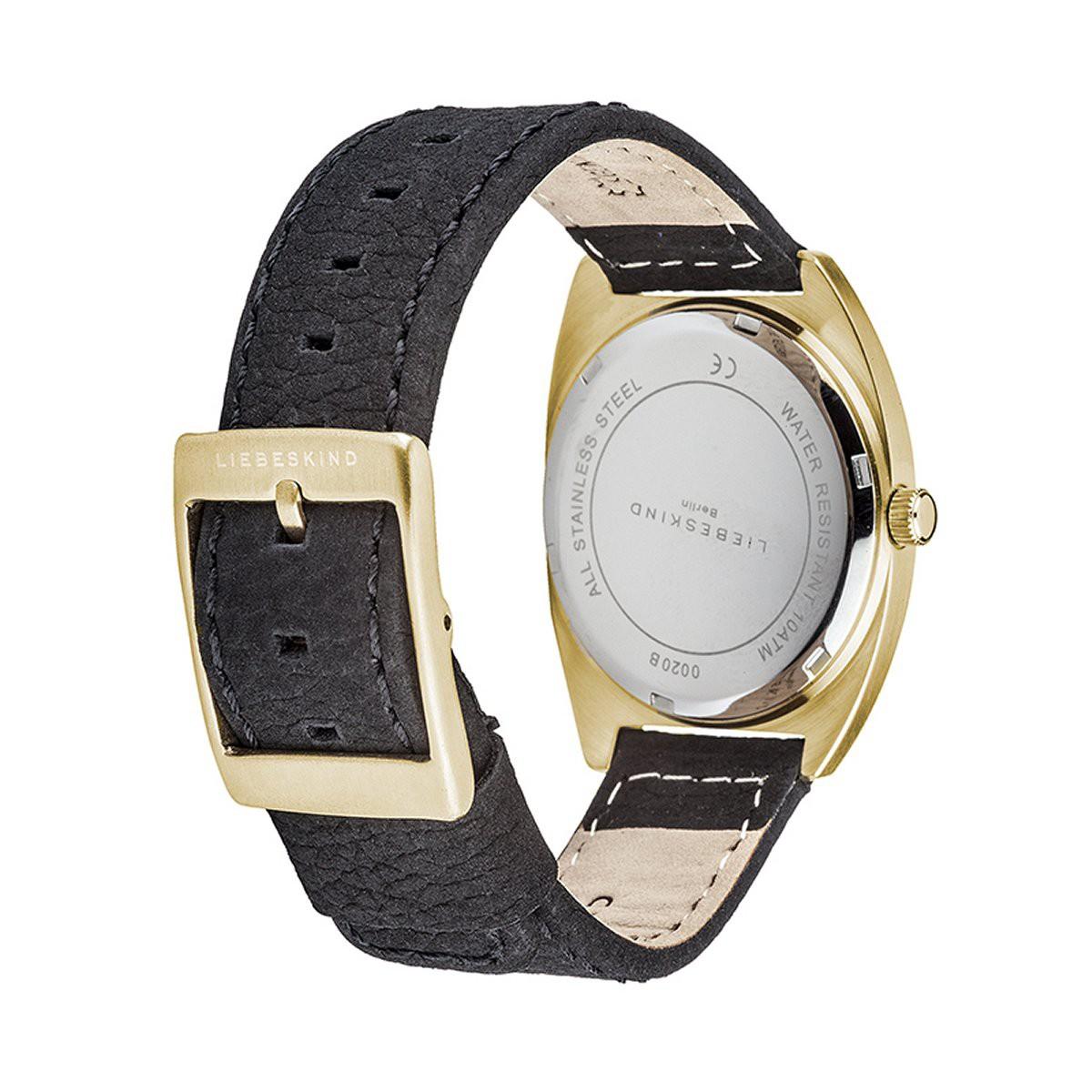 LIEBESKIND BERLIN Damen Uhr Armbanduhr Leder LT-0015-LQ