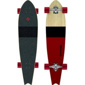 "Streetsurfing Longboard Fishtail 42"" - Line Up"