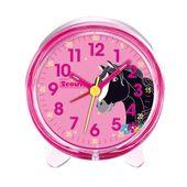 Scout Mädchen Wecker Alarm Mädchen Favorit pink Pferd 280001050