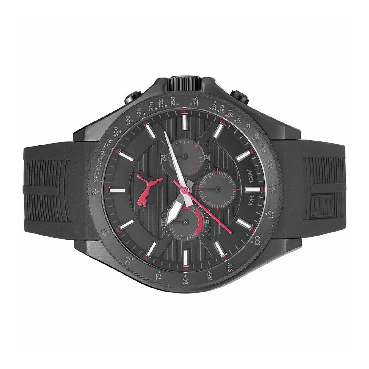 Chronograph Armbanduhr Black Forward Pu104021001 Puma Uhr Herrenuhr EDIWYbeH29