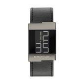 Kenneth Cole New York Damen Uhr Armbanduhr Leder digital KCC0168002