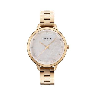 Kenneth Cole New York Damen Uhr Armbanduhr Edelstahl KC15056007