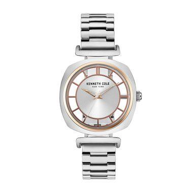 Kenneth Cole New York Damen Uhr Armbanduhr Edelstahl KC15108002
