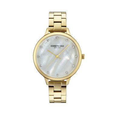 Kenneth Cole New York Damen Uhr Armbanduhr Edelstahl KC15056006