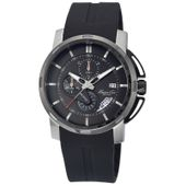 Kenneth Cole New York Herren Uhr Armbanduhr Silikon KC8035
