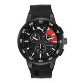 Puma Uhr Armbanduhr Herrenuhr Chrono Racing Look Silikon PU104161001
