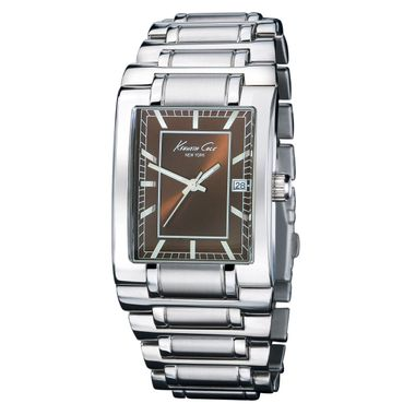 Kenneth Cole New York Herren-Armbanduhr Analog Edelstahl 1035512 / KC3665