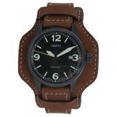 Aristo Herren Uhr Armbanduhr Automatic Fliegeruhr 0H12 Leder