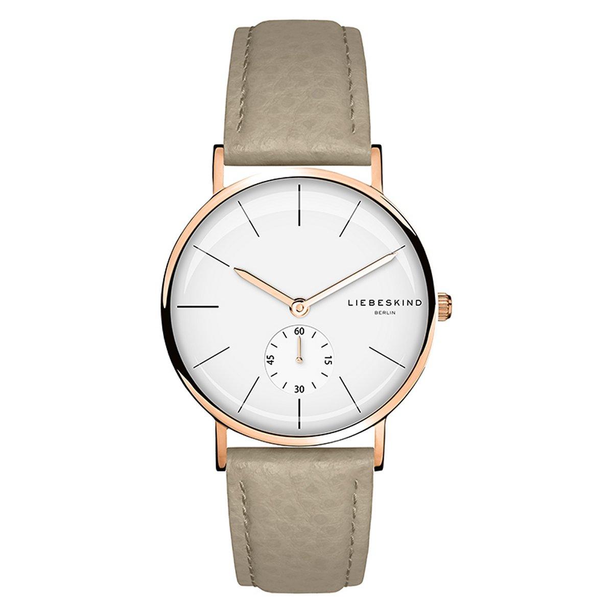 LIEBESKIND BERLIN Damen Uhr Armbanduhr Leder LT-0033-LQ
