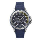 Nautica Herren Uhr Armbanduhr NAPAUC003 Silikon