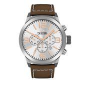 TW Steel Herren Uhr Armbanduhr Marc Coblen Edition TWMC11 Lederband