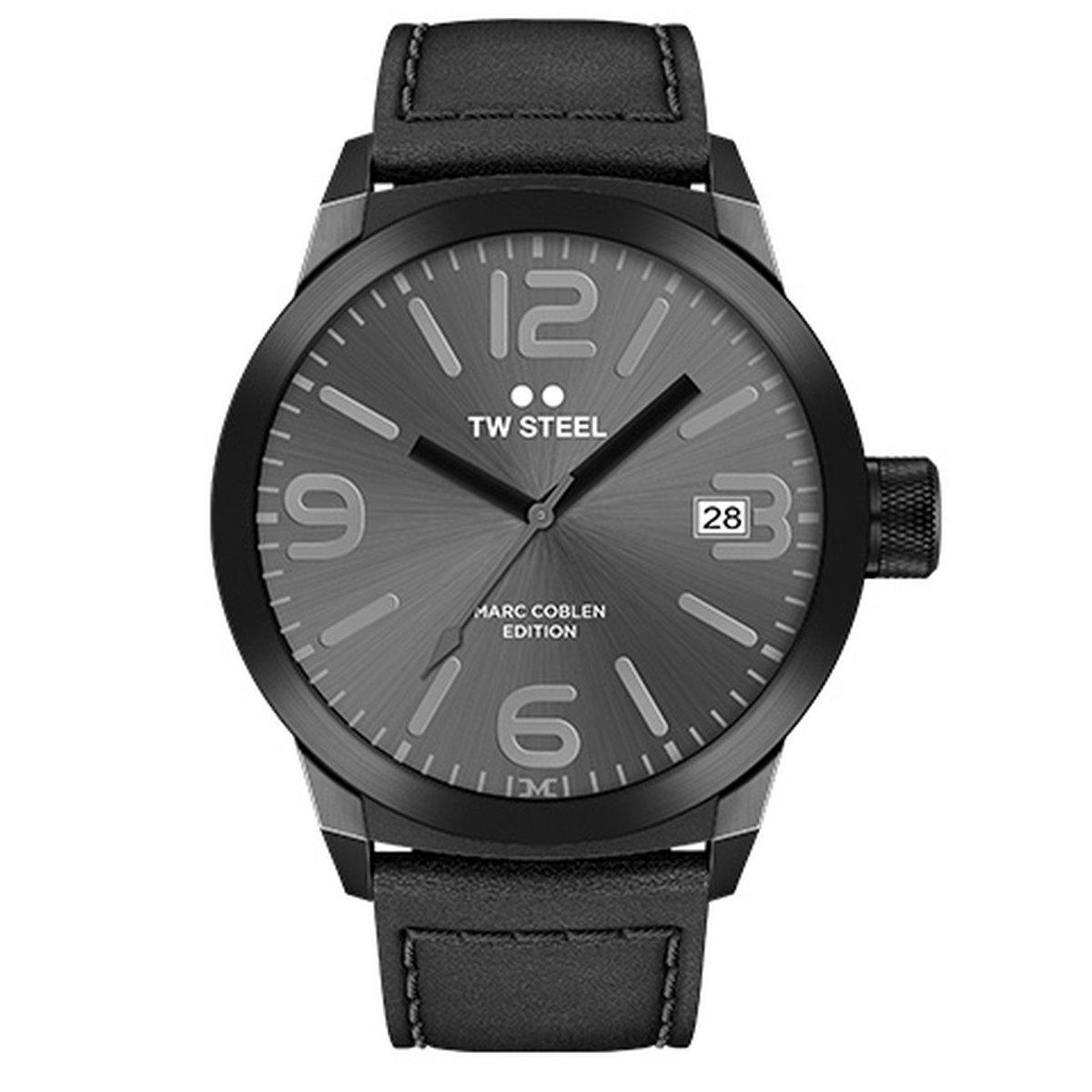 tw steel herren uhr armbanduhr marc coblen edition twmc53. Black Bedroom Furniture Sets. Home Design Ideas