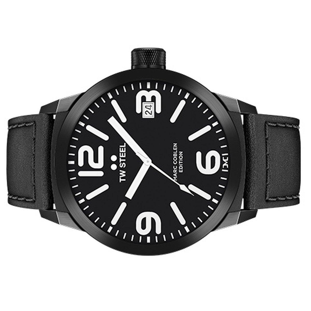 tw steel herren uhr armbanduhr marc coblen edition twmc55. Black Bedroom Furniture Sets. Home Design Ideas