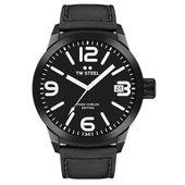 TW Steel Herren Uhr Armbanduhr Marc Coblen Edition TWMC55 Lederband